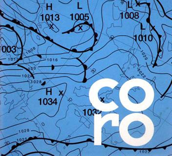 Coro - Art Direction, Identity - Marco Strina - Graphic Design