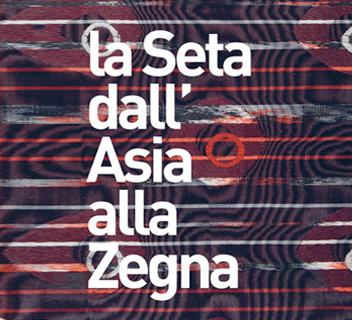 Casa Zegna Trivero - La Seta dall'A alla Zeta - Art direction- Exhibition - Marco Strina - Graphic Design