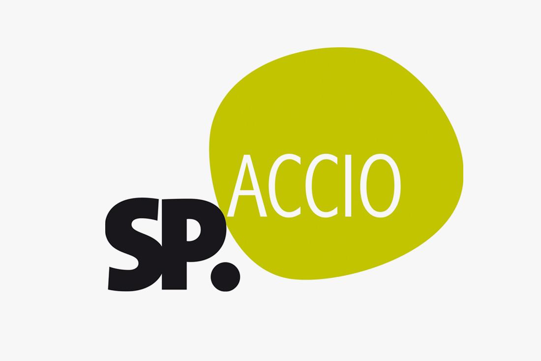 San Patrignano SP.accio - Identity, Retail, Food culture - Marco Strina - Graphic Design