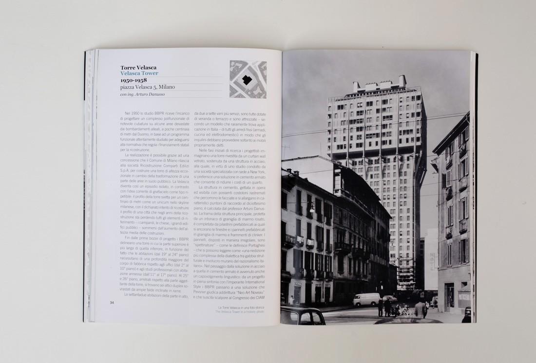 Itinerari di architettura milanese - Editorial - Marco Strina