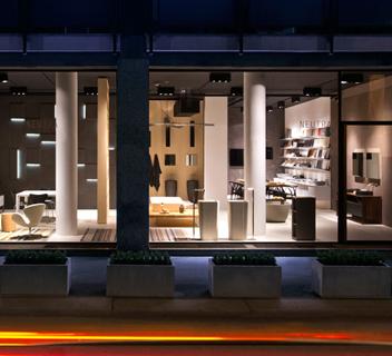 Neutra design - Flagship store - Marco Strina