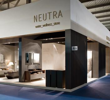 Neutra design - Stand 2014 - Marco Strina